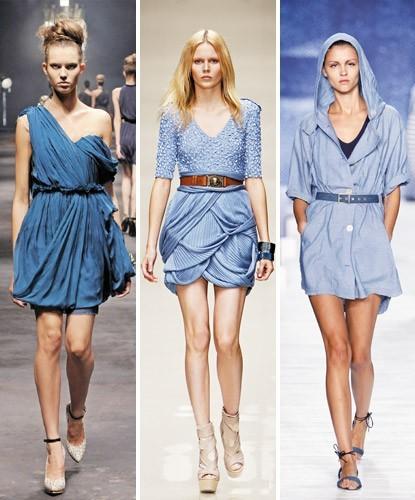 Hochsommer Kleid